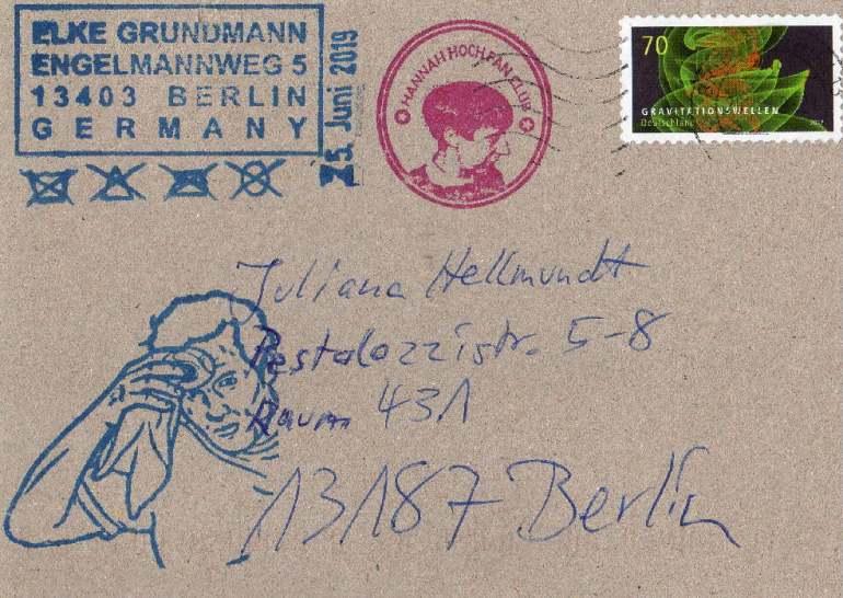 Elke Grundmann, Berlin (Germany)