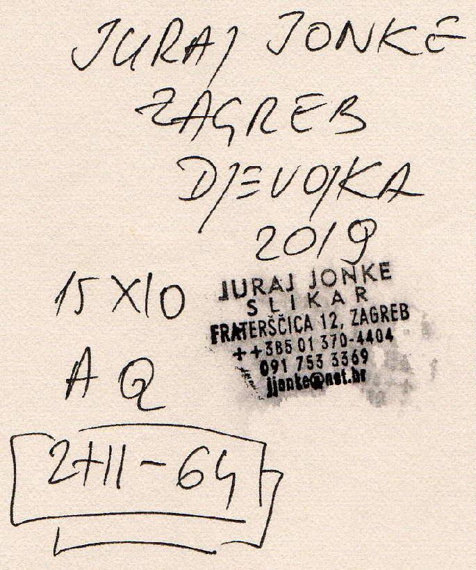 Juraj Jonke, Zagreb (Croatia)