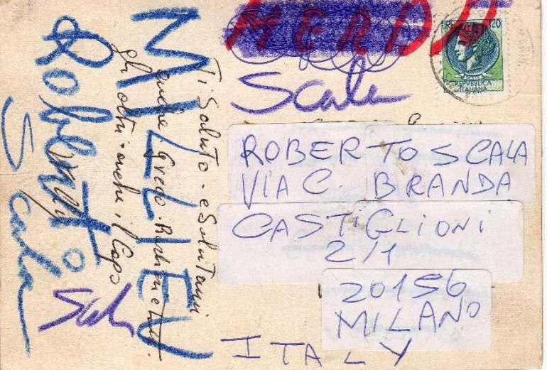 Roberto Scala, Milano, (Italy)
