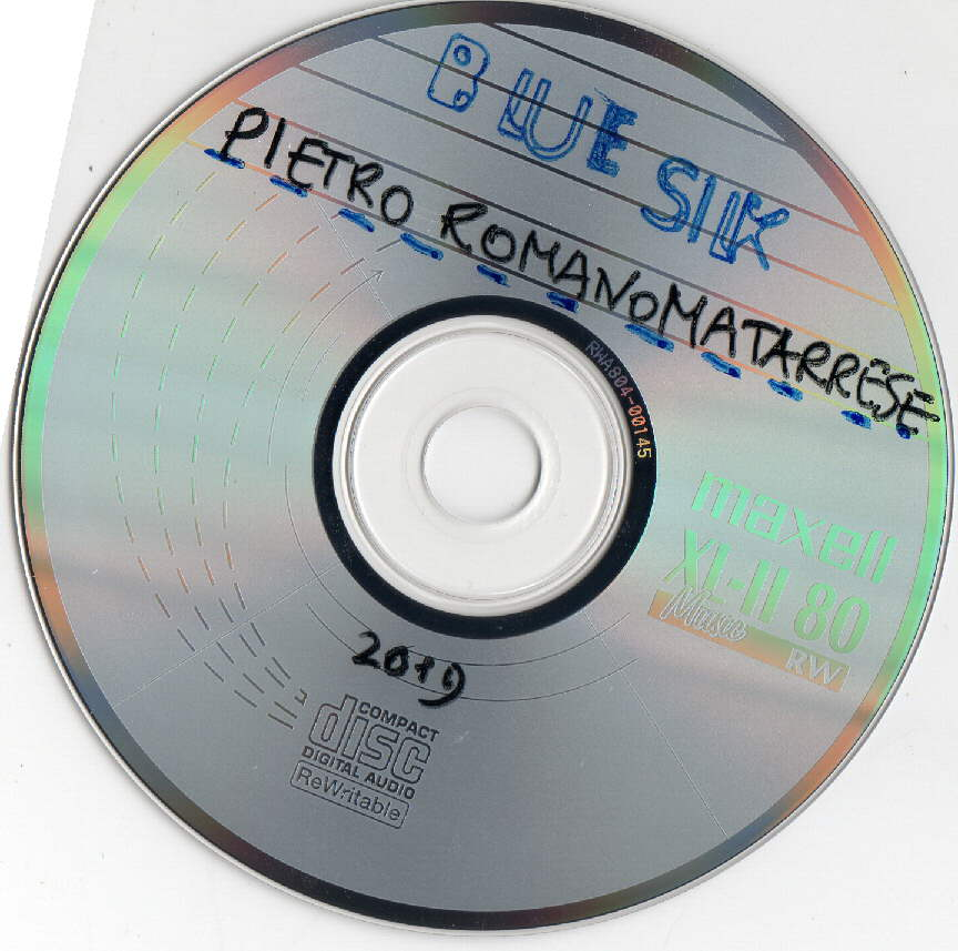 Pietro Romano Matarrese, Blue Silk, CD Bari (Italy)