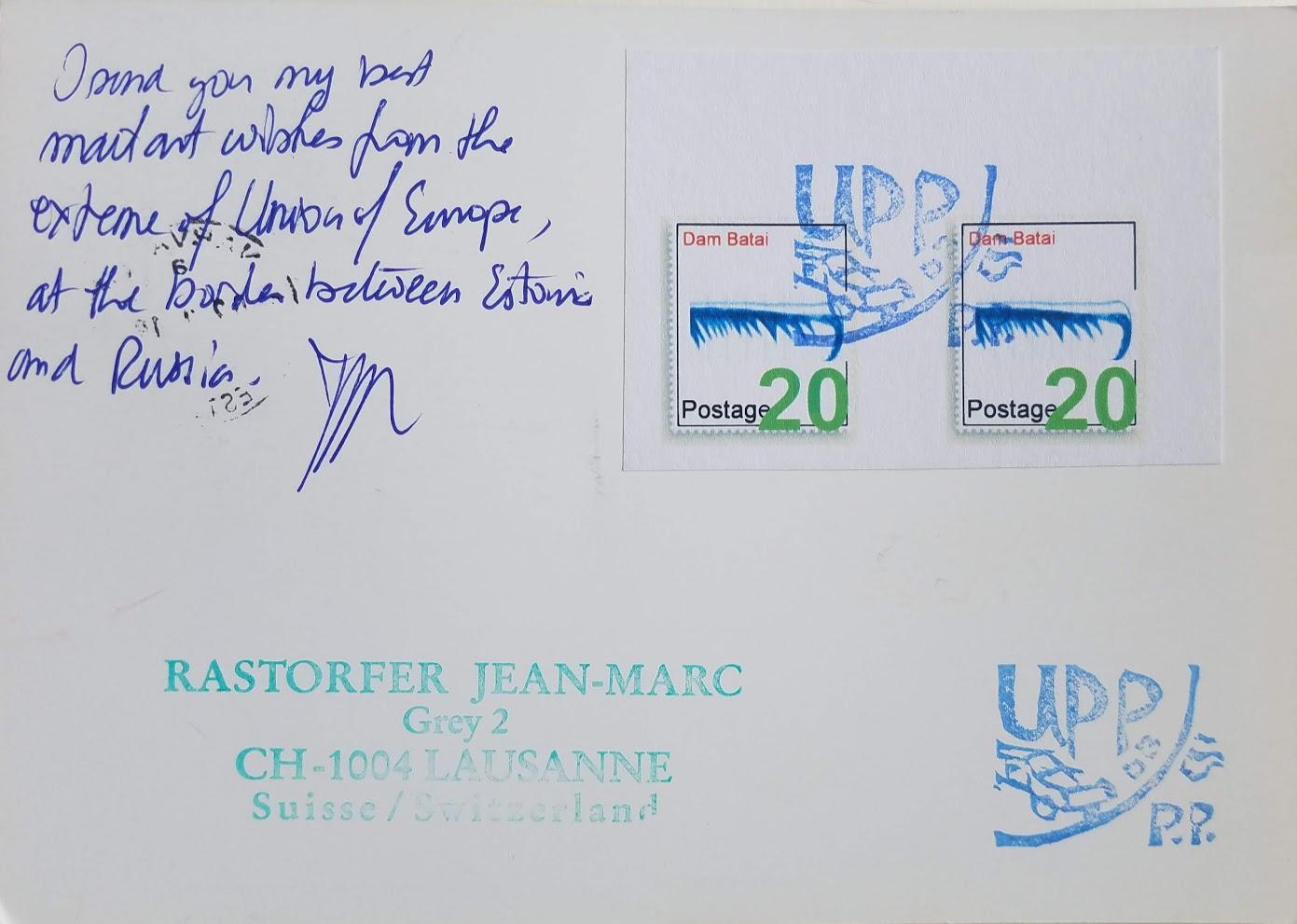 Rastorfer Jean-Marc, Lausanne (Switzerland)