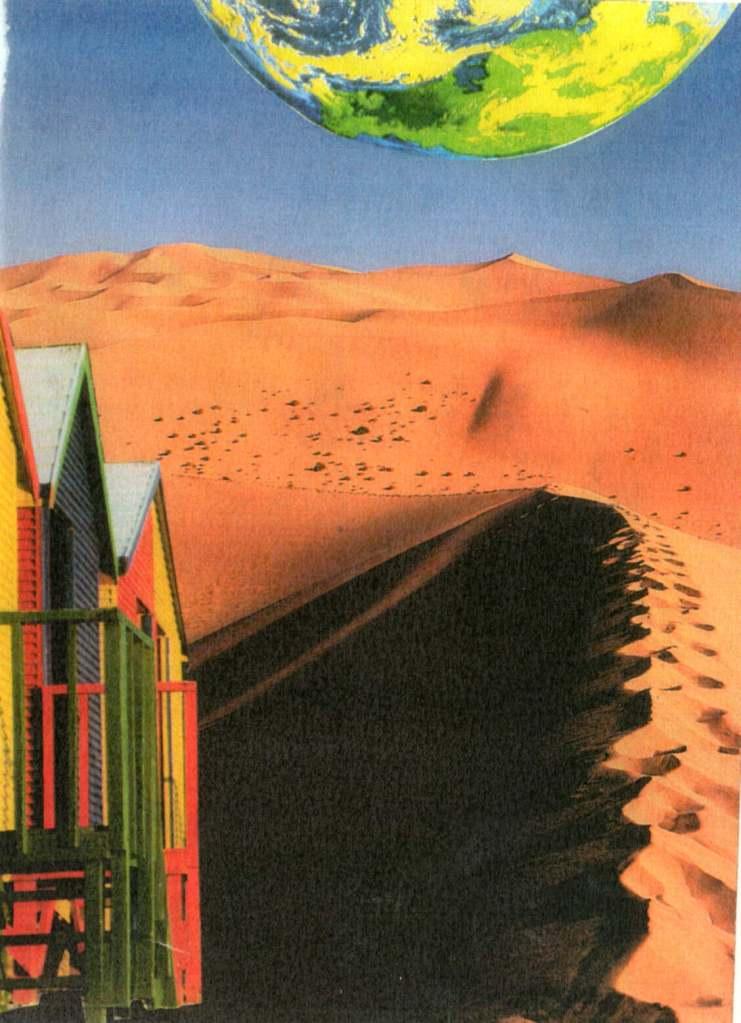 Serse Luigetti, 'Desert-Milieu 1' (Perugia, Italy)